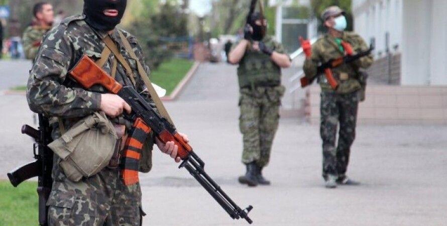 Боевики в Луганске / Фото: Reuters