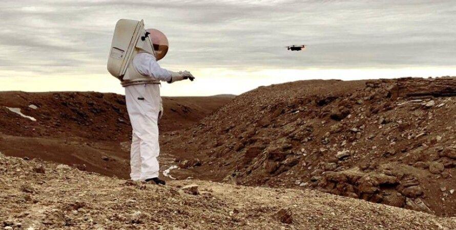 Фото: HAUGHTON-MARS PROJECT / P. LEE