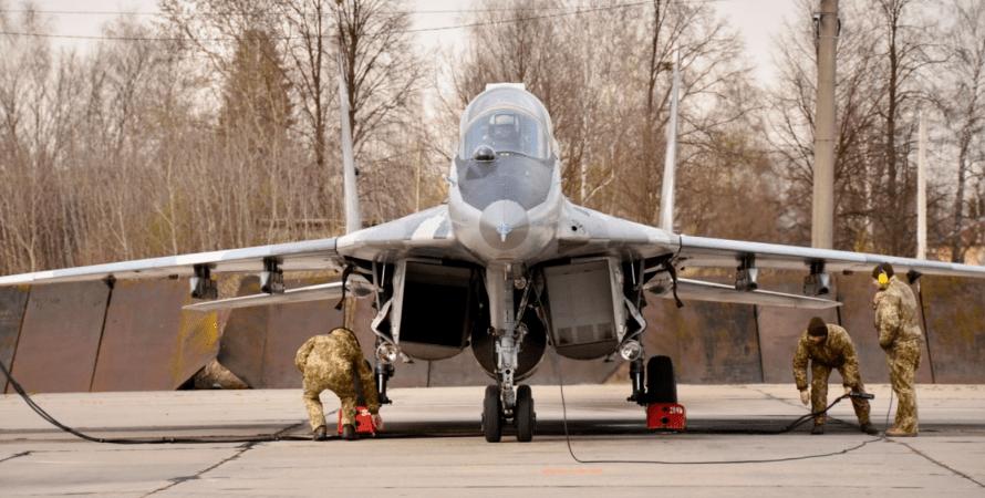 вчення МіГ, льотчики ЗСУ