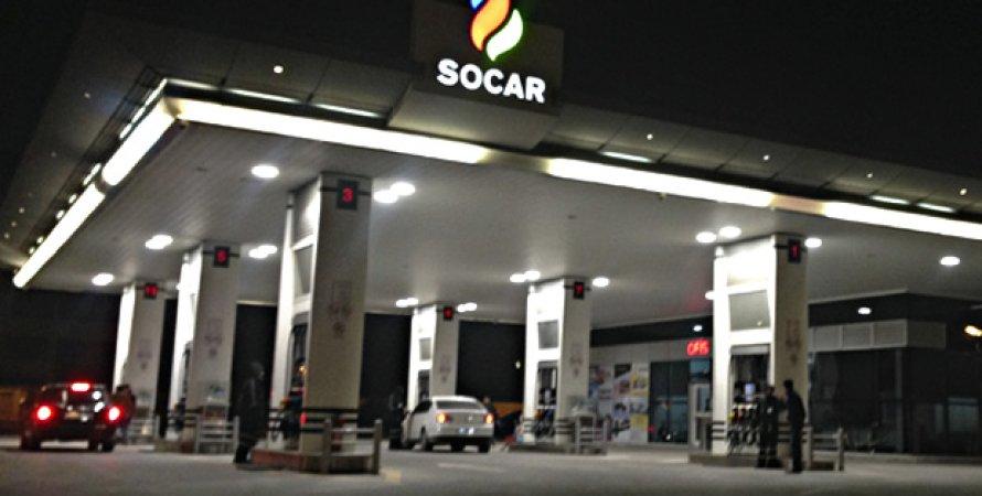 Автозаправочная станция, SOCAR, премиальное топливо, госрегулирование цен