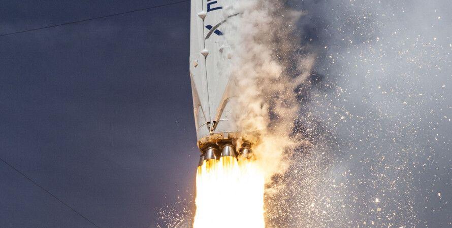 Пуск ракеты Falcon 9 / Фото: naked-science.ru