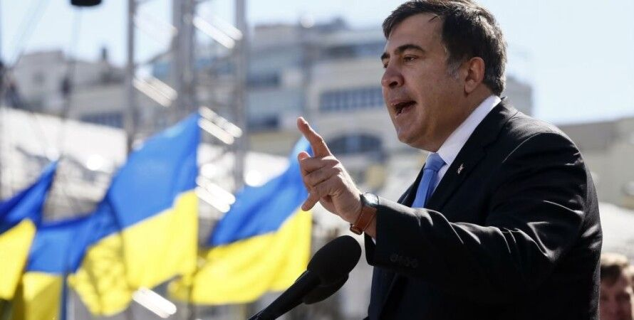 Михаил Саакашвили / Фото: Reuters