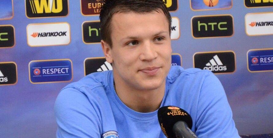 Евгений Коноплянка / Фото: sport-xl.org