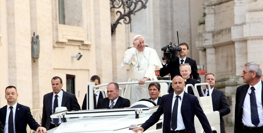 Папа римский Франциск / Фото: Getty Images