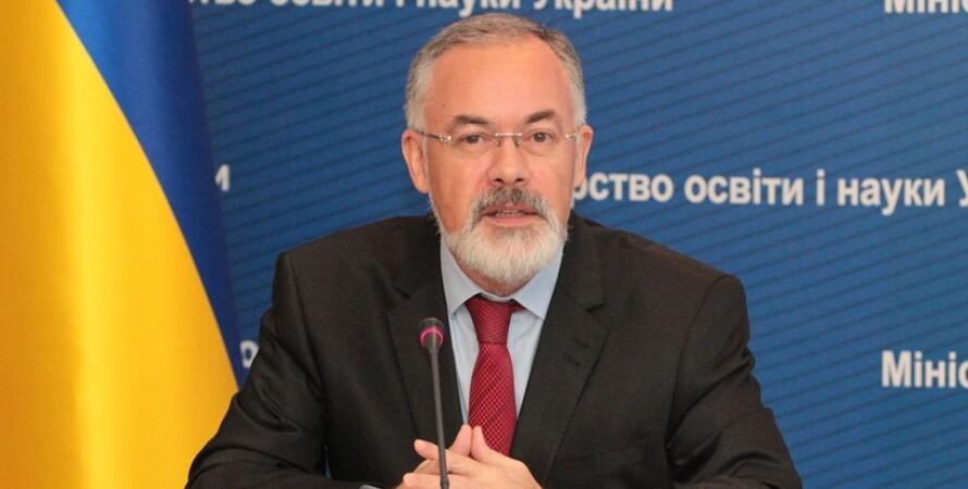 Дмитрий Табачник / Фото: Пресс-служба МОН