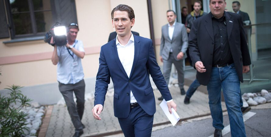 Фото: ÖVP/Jakob Glaser / kloop.kg