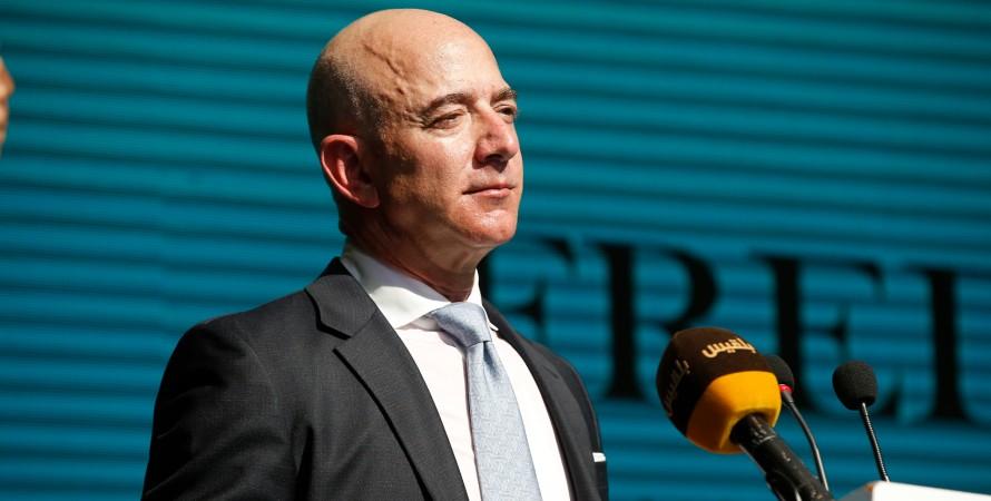 Джефф Безос, отставка Джеффа Безоса, Amazon, Джефф Безос в Amazon