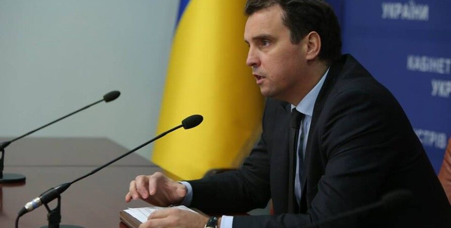 Айварас Абромавичус / Фото: пресс-служба Кабмина