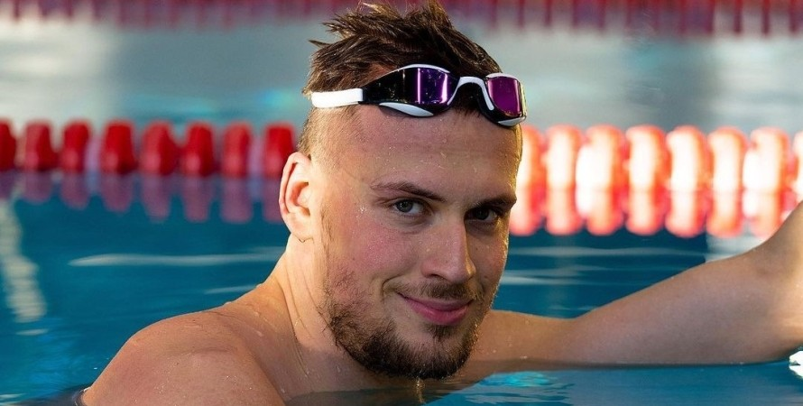 Украинский пловец Романчук стал чемпионом Европы по плаванию (видео)