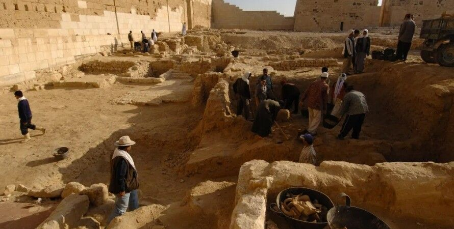 Тапосіріс Магна, гробниця, Осіріс, Єгипет