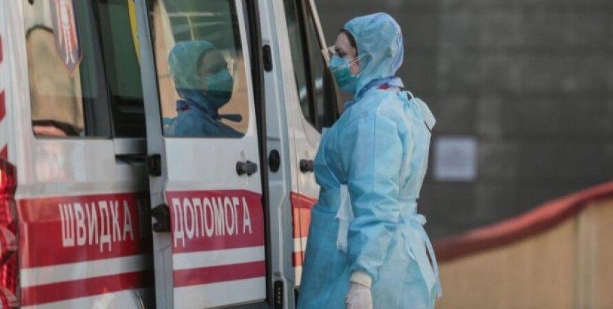 Коронавирус, ковид, корона, госпитализация, Украина, 1 апреля, скорая помощь