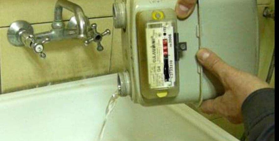газ, счетчик, николаев, вода, нагреватель