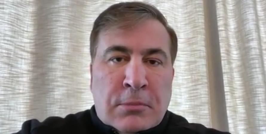 саакашвили про протести в грузії