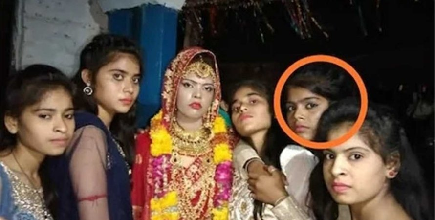 Наречена, весілля, Індія