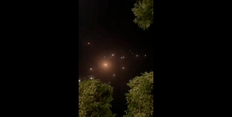 обстрел тель-авива, обострение в израиле