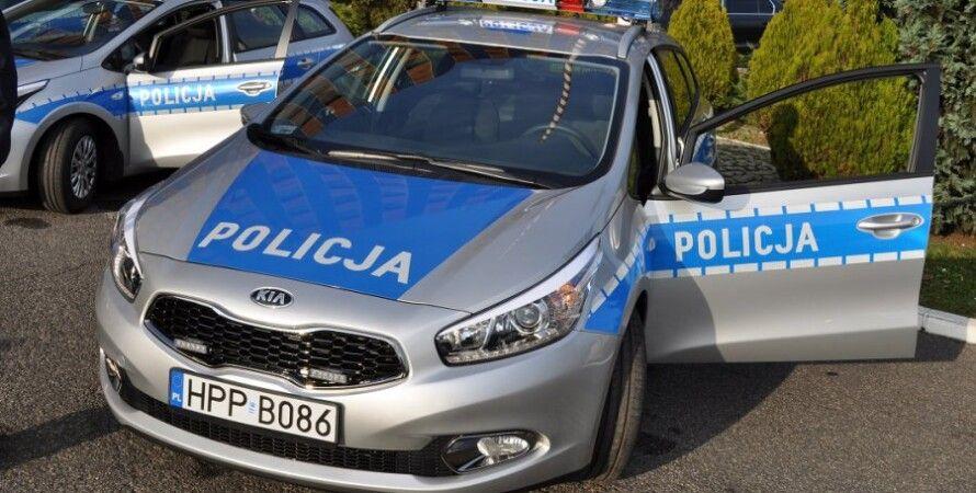 Фото: Polska Policja Поляк понесет ответственность за разжигание ненависти