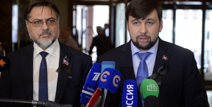 Владислав Дейнего, Денис Пушилин / Фото: Виктор Драчев, ТАСС