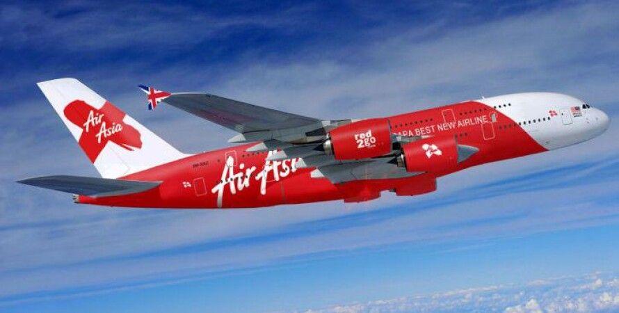 "Самолет Air Asia / Фото: РИА ""Новости"""