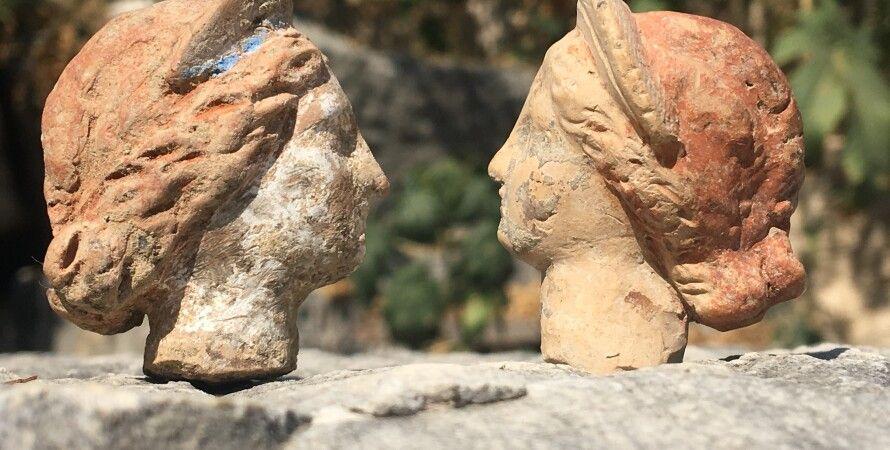 Турция, древние боги, простые смертные, статуэтки