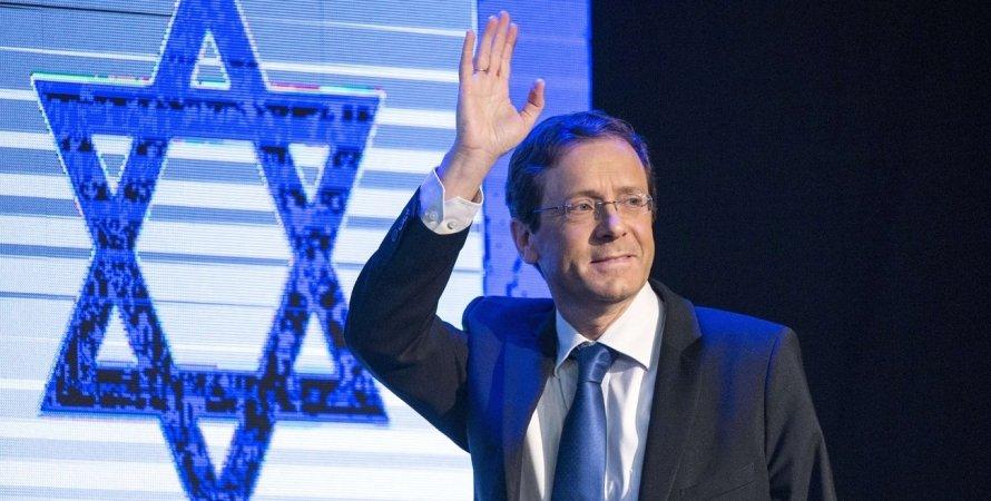 президент Израиля Ицхак Герцог, Ицхак Герцог, присяга, nft-токен