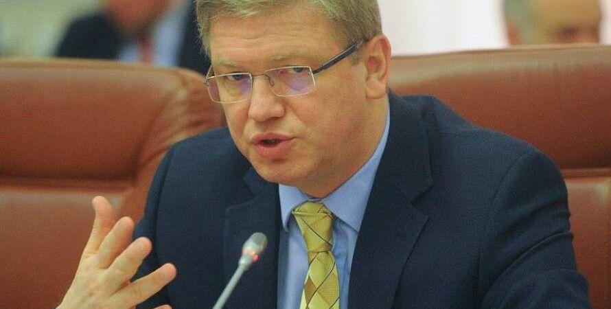 Штефан Фюле / Фото пресс-службы Кабмина
