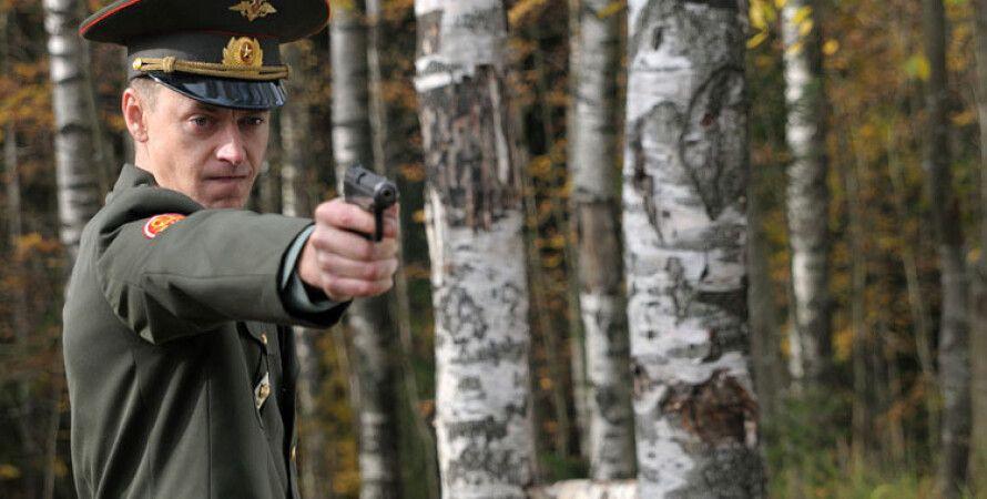 """Кадр из фильма """"Служу Отечеству!"""""""