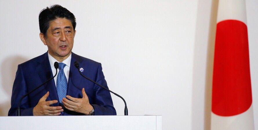 Синдзо Абэ / Фото: Reuters