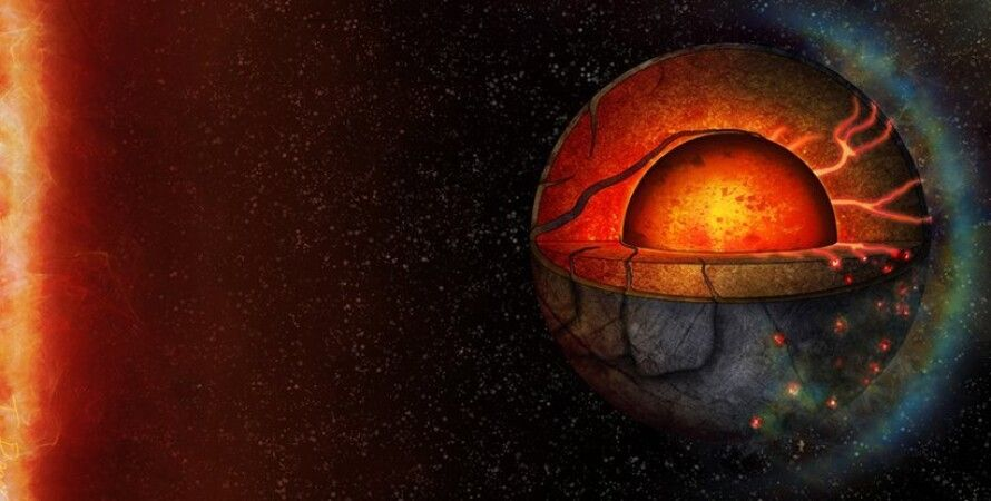 LHS 3844b, екзопланети, космос, Земля
