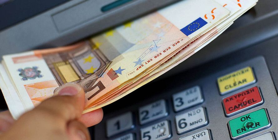 Греческий банкомат / Фото: Getty Images