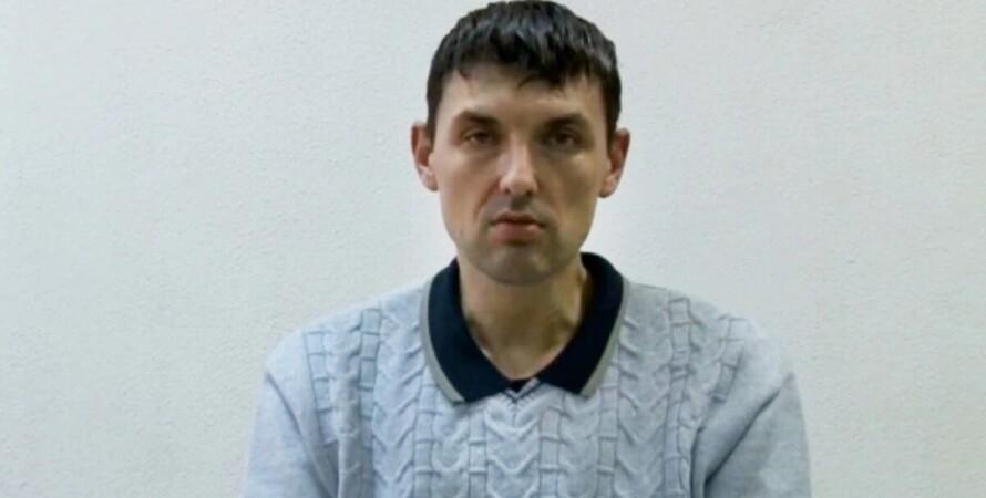 Гліб Шаблій, Шаблій, політв'язень, крим