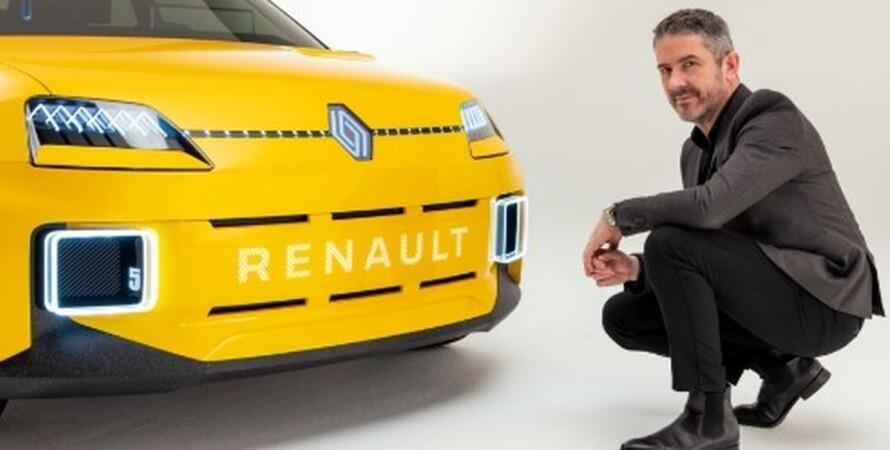 Renault, компания, автомобили, логотип, ребрендинг,