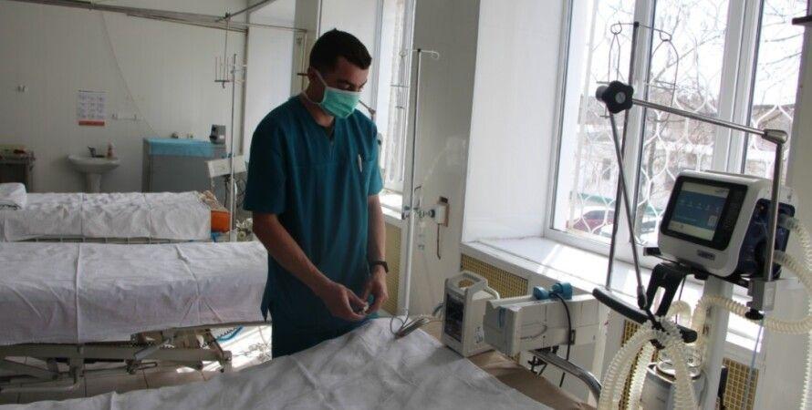 В Украине в 7 раз превышена норма заболеваемостью коронавирусом, – Минздрав