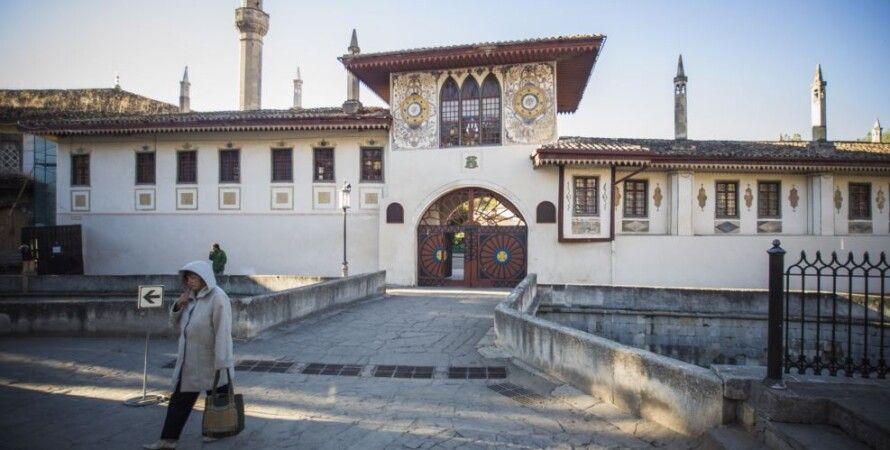 Ханский дворец в Бахчисарае / Фото: radiosvoboda.org