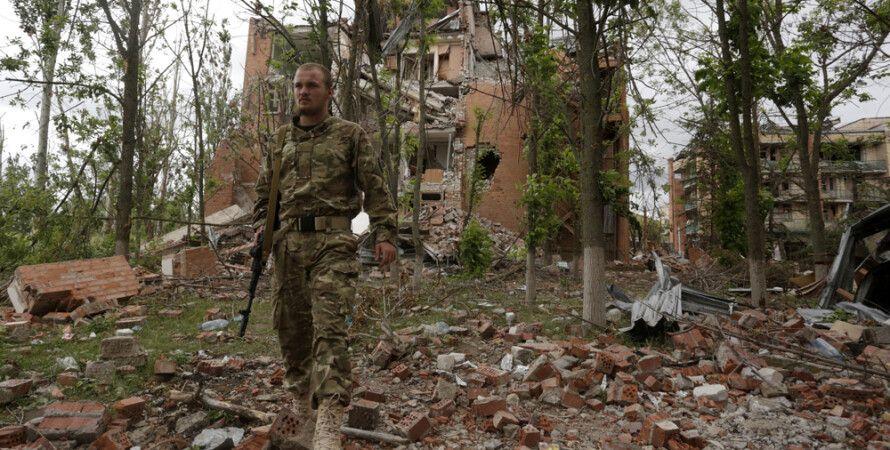 Так выглядело Широкино до начала демилитаризации (фото - Getty Images)