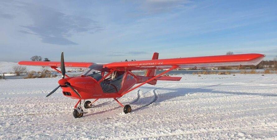 Aeroprakt, самолет, Юрий Яковлев, Польша, Германия