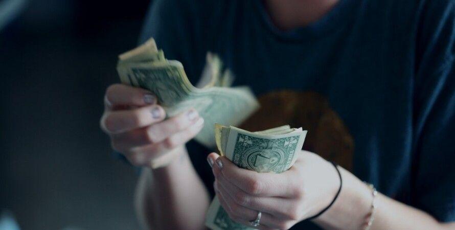 долари, гроші, щастя