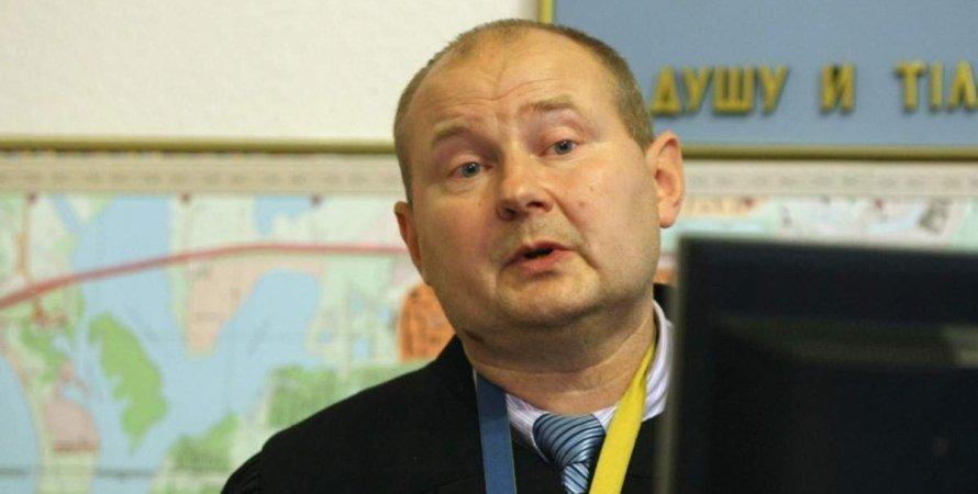 Николай Чаус, задержание Николая Чауса, Чаус СБУ