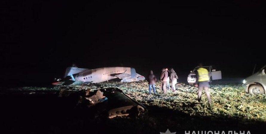 Авиакатастрофа, тернопольская область, самолет, крушение, жертвы