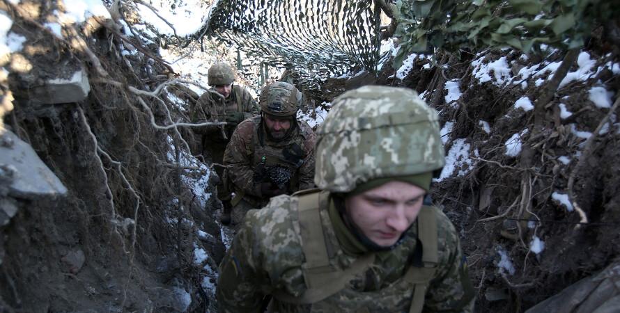 Донбас, обстріли, ситуація на фронті
