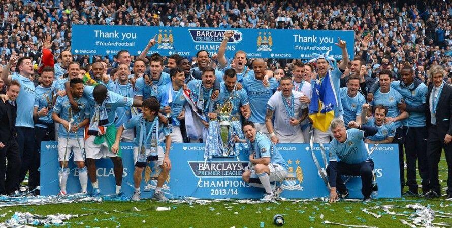 """""""Манчестер Сити"""" после сезона 2013/2014"""