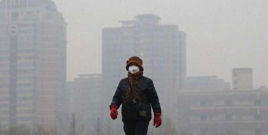 воздух, загрязнение, ископаемое топливо
