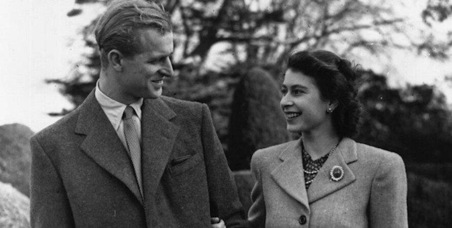 королевская семья, принц Филипп, королева Елизавета