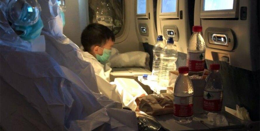 коронавирус Китай, анализы, ПЦР-тест