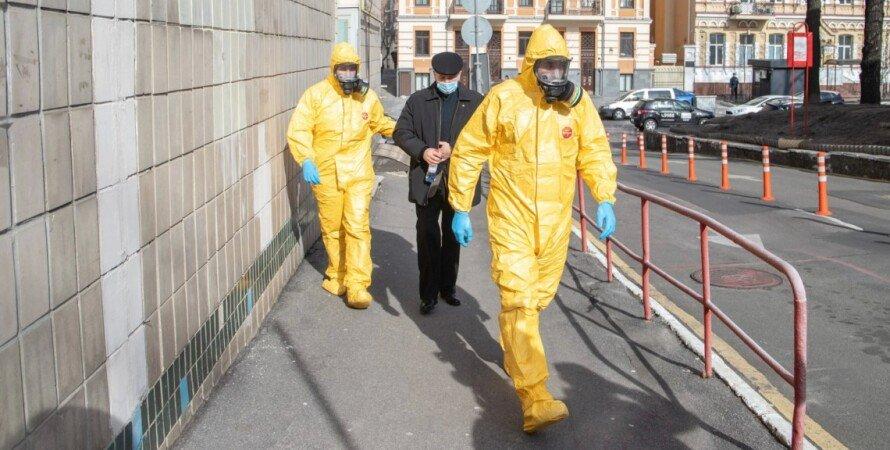 коронавирус, украина, черновцы, карантин, локдаун