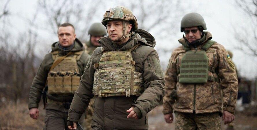Зеленский не исключил полномасштабную войну с Россией