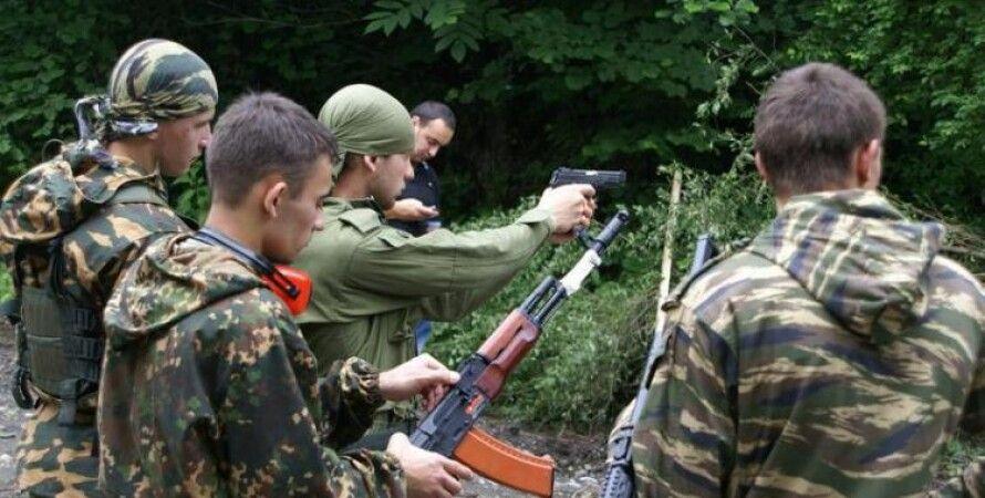 Боевики в Донбассе / Фото: u-f.ru
