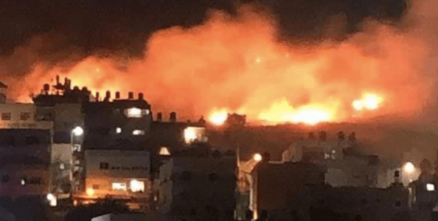 Сектор Газа, израиль, война в израиле