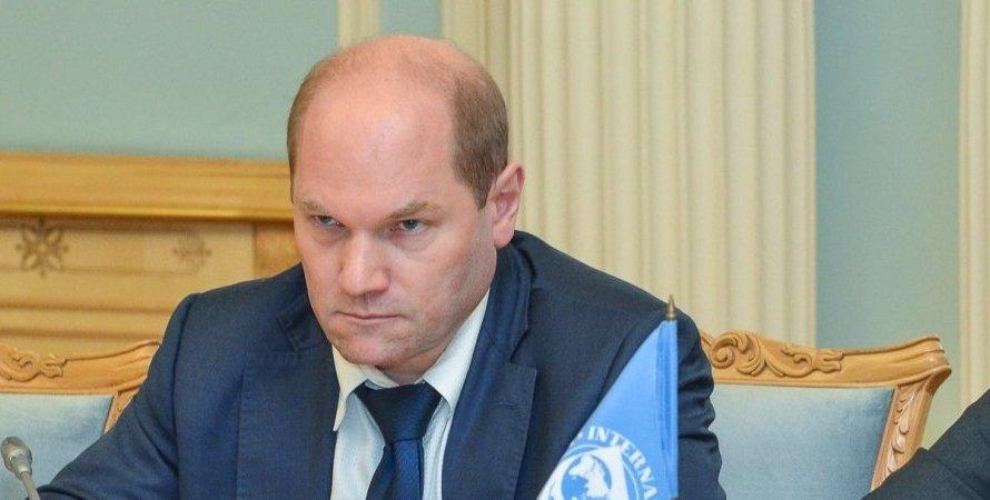 Вим Фонтейн, МВФ, Украина, новый транш, нафтогаз