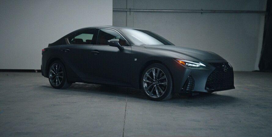 Lexus, Lexus IS Wax Edition