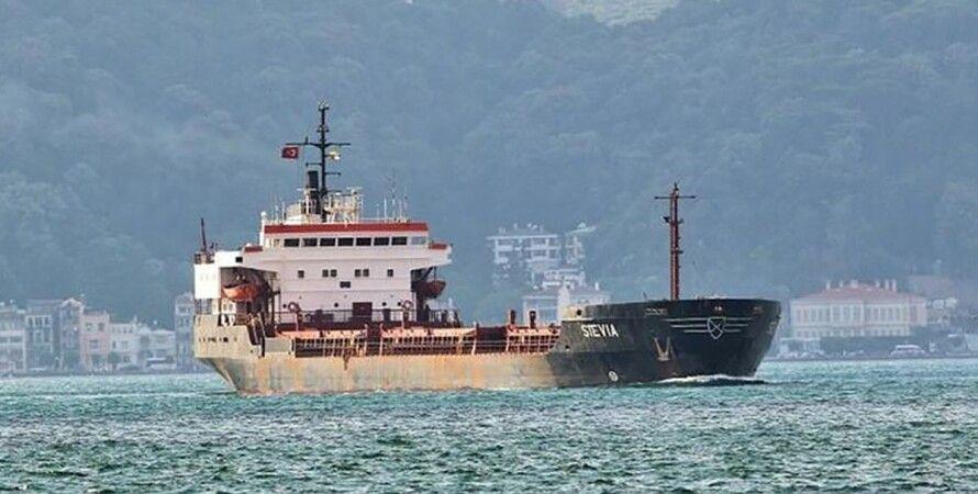 Stevia, судно, сухогруз, нигерия, пираты, захват, моряки, плен